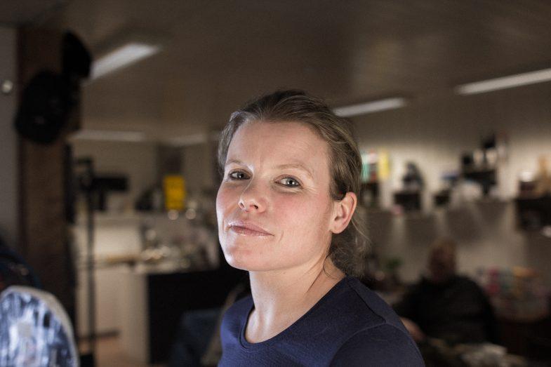 Portrett Astrid Foto Kjetil Høye Sviland TIMBR AS