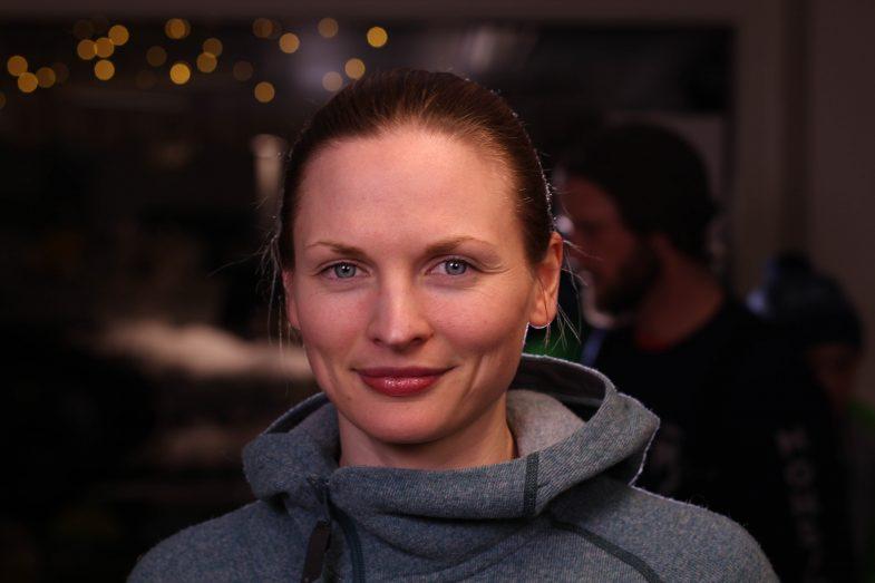 Portrett Julia Foto Kjetil Høye Sviland TIMBR AS